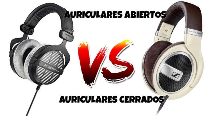 Photo of Auriculares abiertos vs cerrados vs semiabiertos