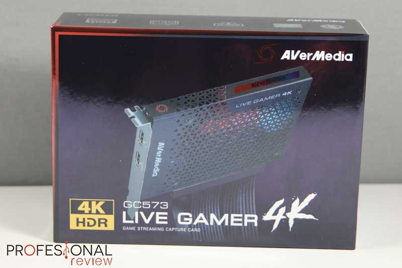 Avermedia Live Gamer 4K GC573 review
