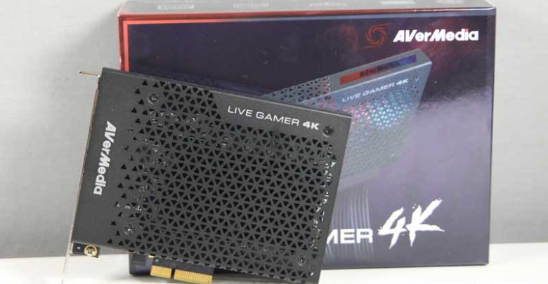 Photo of Avermedia Live Gamer 4K GC573 Review en Español (Análisis completo)