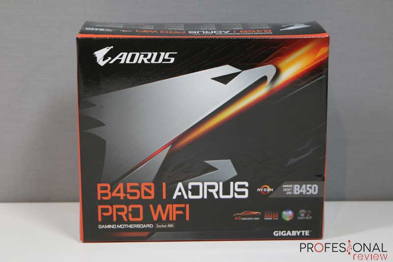 B450 I Aorus Pro WIFI review
