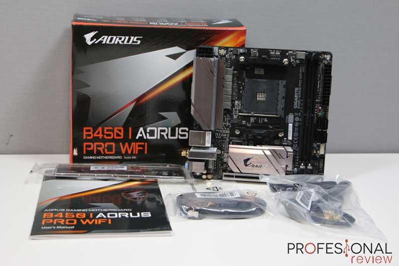 B450 I Aorus Pro WIFI
