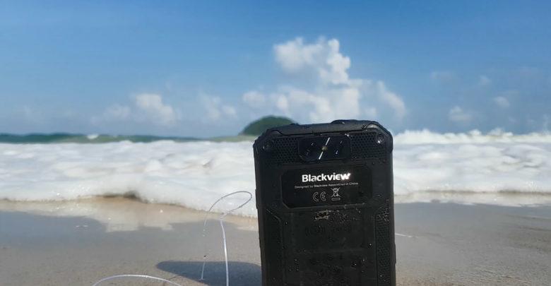Photo of Blackview BV9500: El teléfono que resiste al agua salada