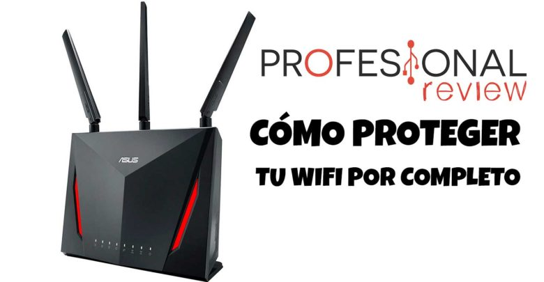 Photo of Cómo proteger tu WiFi por completo paso a paso