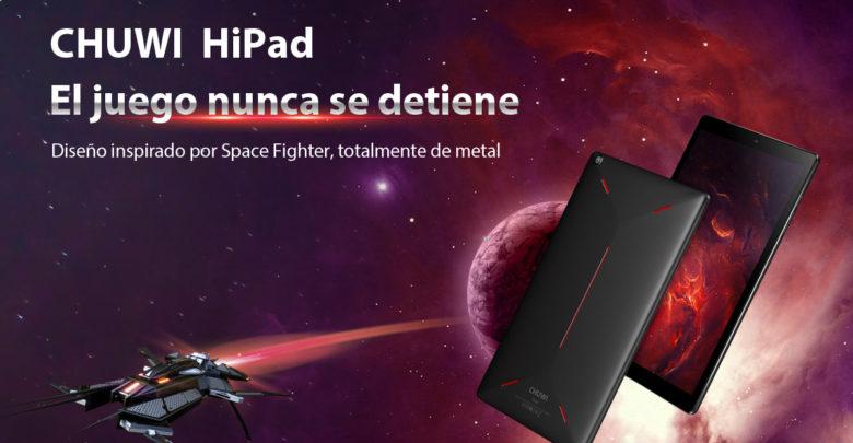 Photo of Llévate la Chuwi HiPad a un precio de 159,99 dólares en su pre-venta