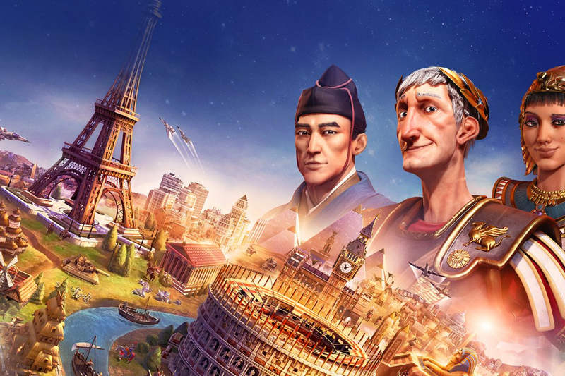 Civilization VI llega a Nintendo Switch