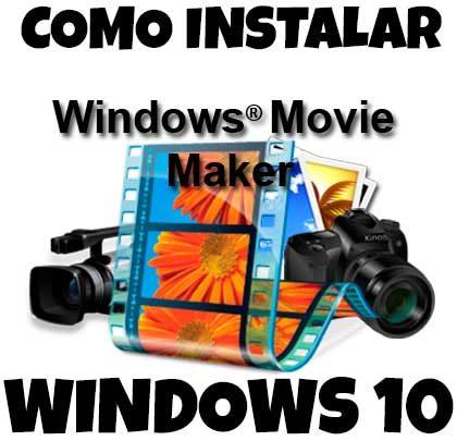 Photo of Cómo instalar Movie Maker en Windows 10 【 PASO A PASO 】