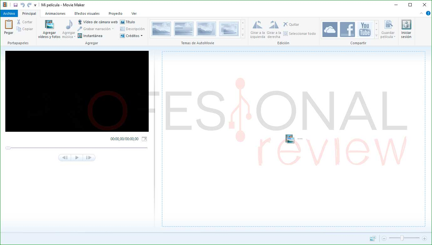 Cómo instalar Movie Maker en Windows 10