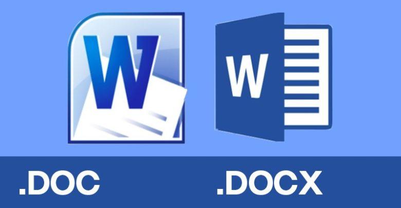Photo of DOC y DOCX: Diferencias y cómo hay que abrir cada uno