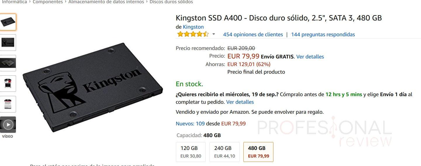 Es bueno usar un SSD NVMe para gaming