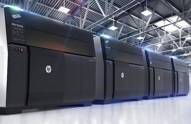 HP Metal Jet, el metal llega a la impresión 3D