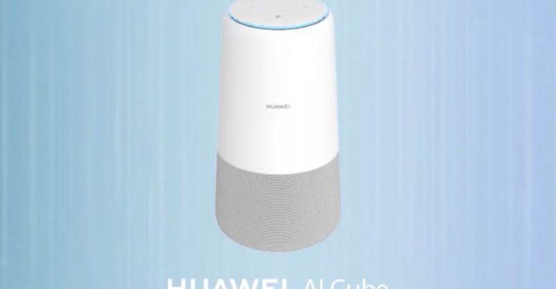 Photo of Huawei AI Cube: Un altavoz inteligente y router al mismo tiempo