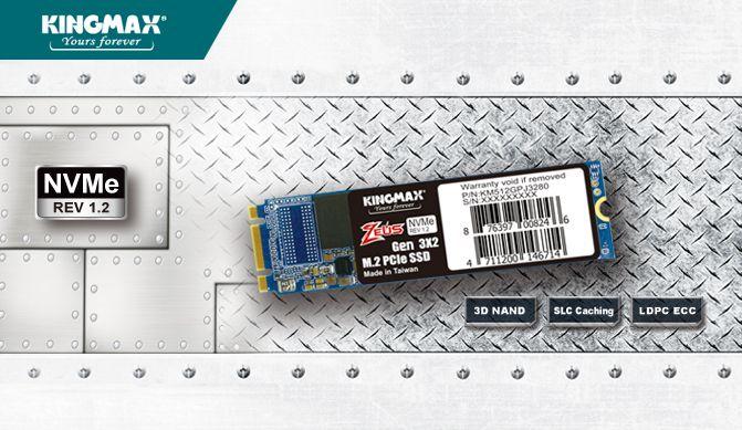Photo of KINGMAX anuncia la unidad SSD PJ-3280 M.2 de gama baja
