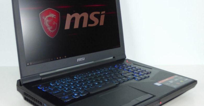 MSI GT75 Titan 8RG Review