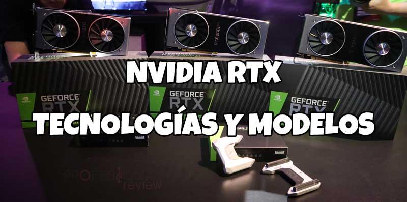 Nvidia RTX información