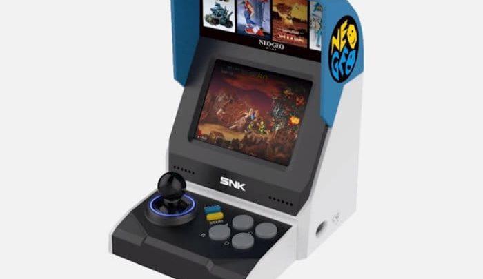 Photo of Neo Geo Mini sale a la venta en Europa el día 10 de septiembre
