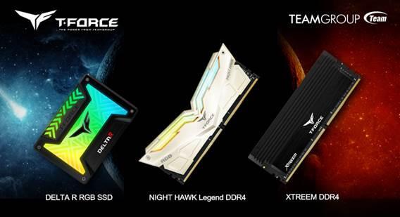 Nuevo SSD TEAM GROUP DELTA R RGB y nuevas memorias RGB