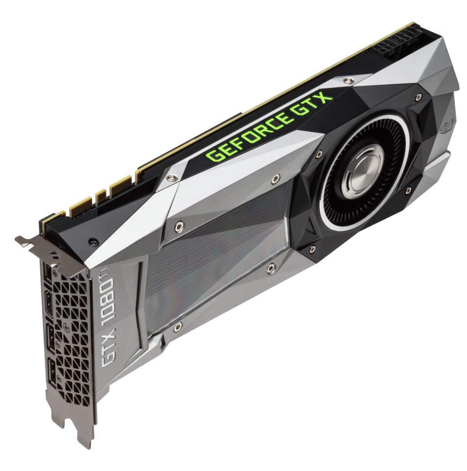 Nvidia no va a retirar las GeForce GTX 10 a corto plazo