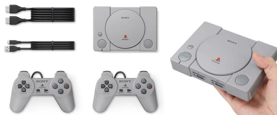 Playstation Classic te hará revivir los grandes clásicos de Sony
