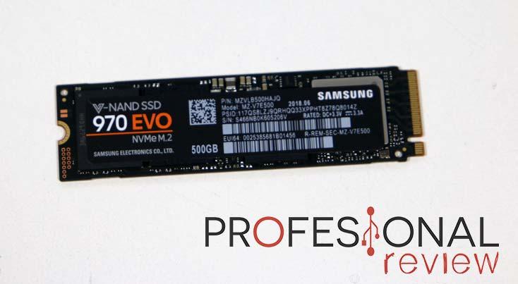 Por qué comprar un SSD NVMe