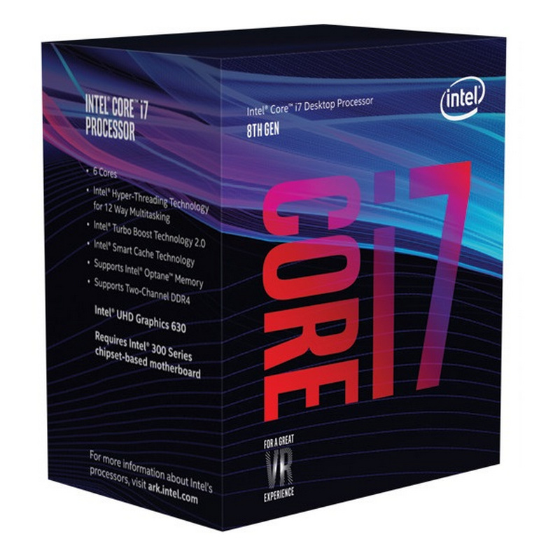 Procesadores Intel Core i7