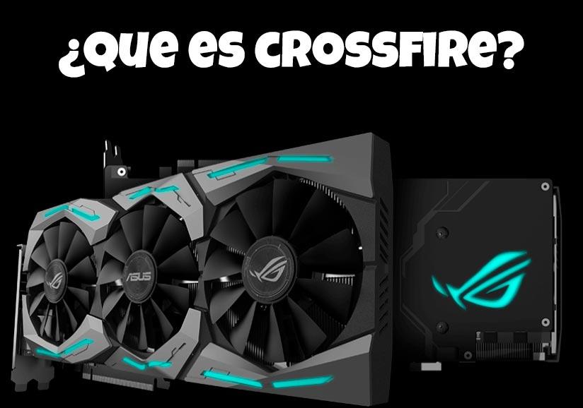 Que es AMD CrossFire