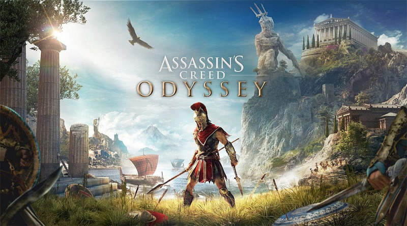 Radeon Software Adrenalin 18.9.3 Assassins Creed Odyssey