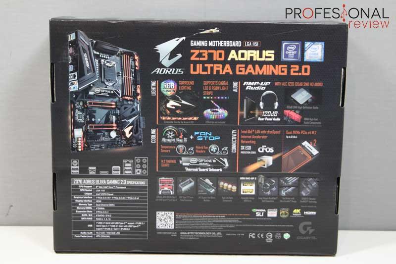 Gigabyte Aorus Z370 Ultra Gaming 2.0