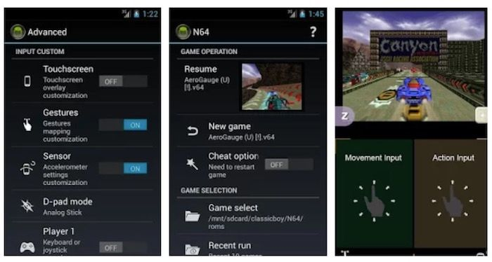 Los Mejores Emuladores Nintendo 64 Android
