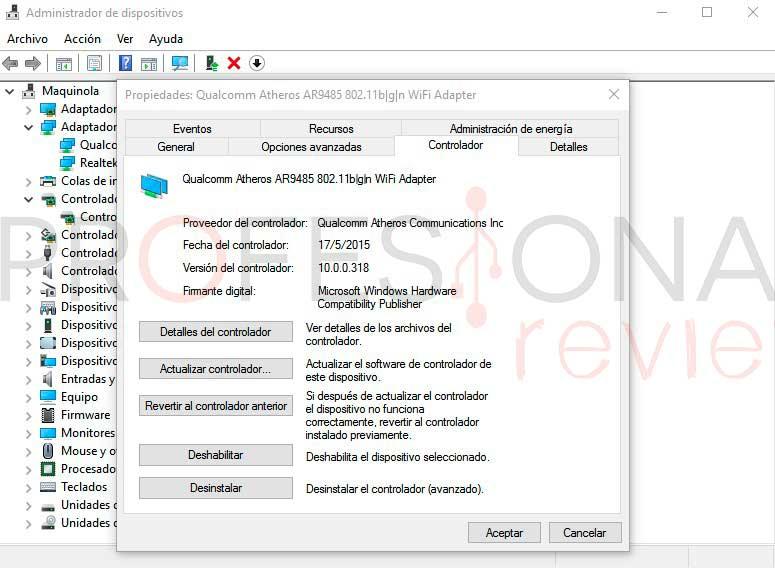 Cómo revisar errores BSOD en Windows paso 3