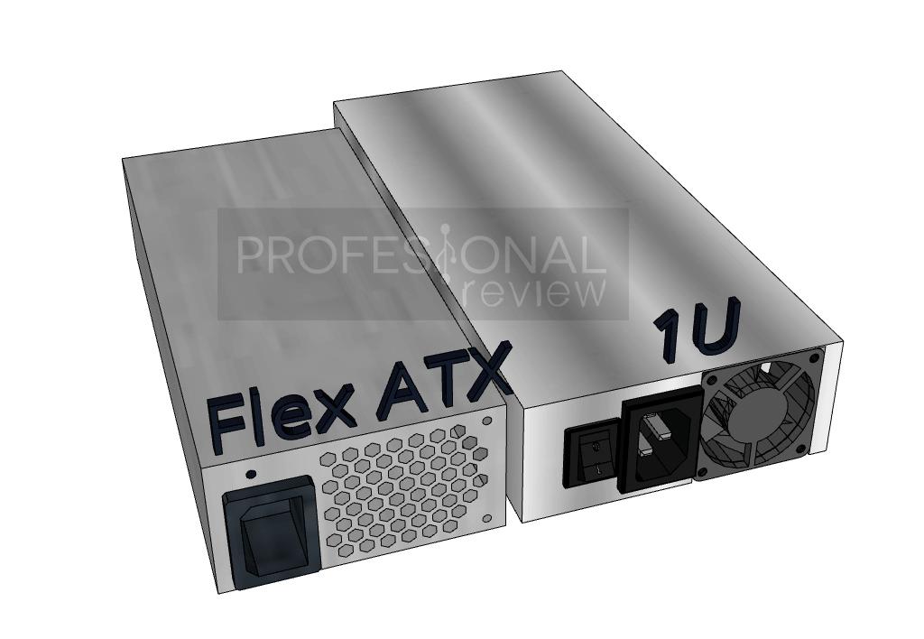 Flex ATX y 1U