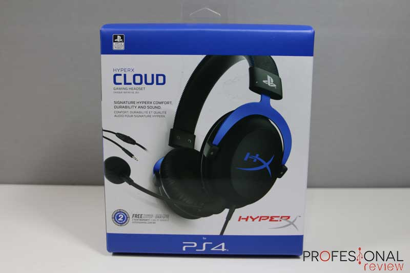 HyperX Cloud PS4 Review