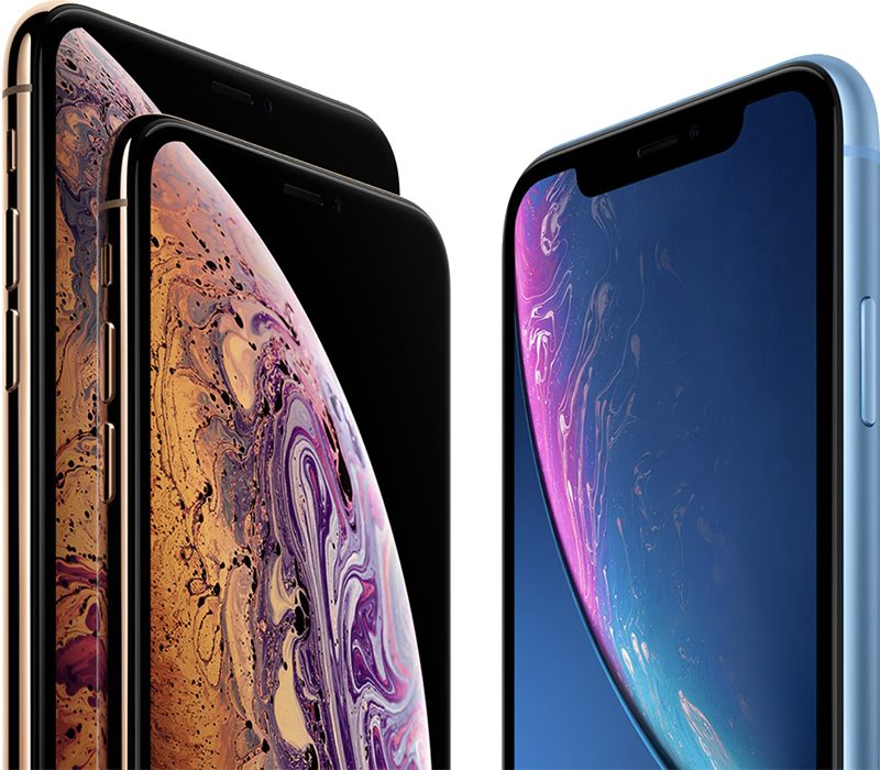 iPhone Xs vs. iPhone Xr