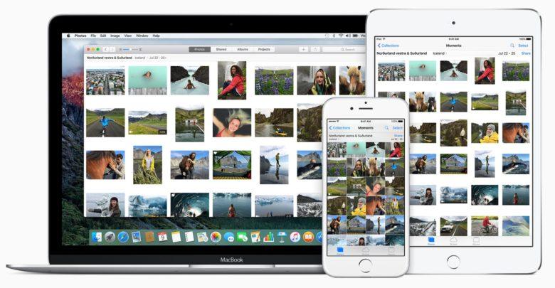 Cómo liberar espacio en tu Mac usando la optimización de fotos de iCloud