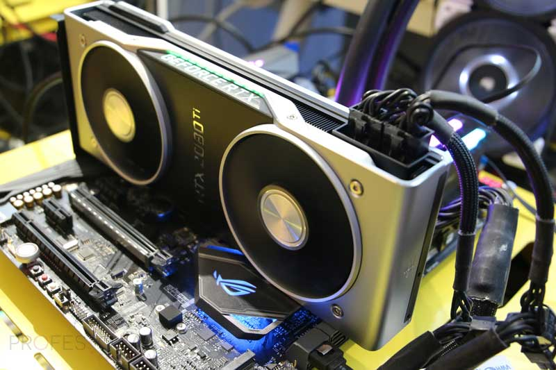 Nvidia RTX 2080 review