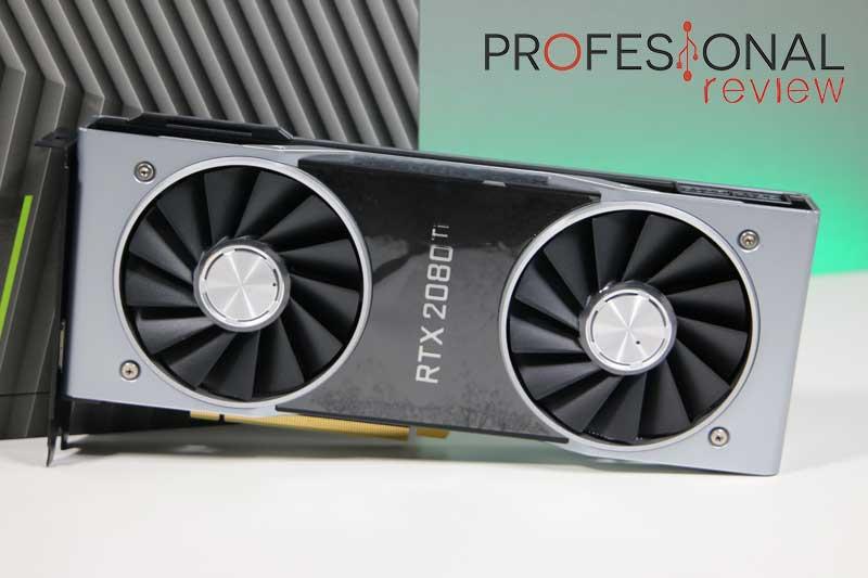 Nvidia RTX 2080 Ti análisis