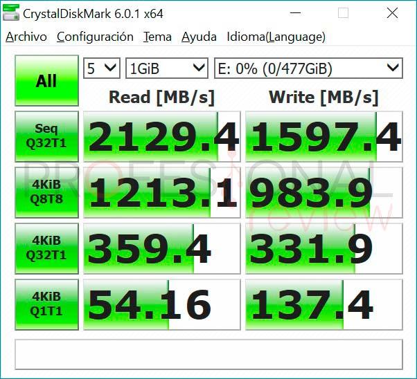 ADATA XPG SX6000 Pro CDM