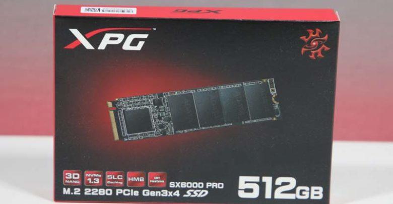 Photo of ADATA XPG SX6000 Pro Review en Español (Análisis completo)