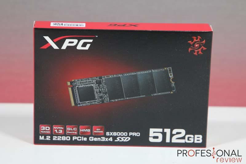 ADATA XPG SX6000 Pro review