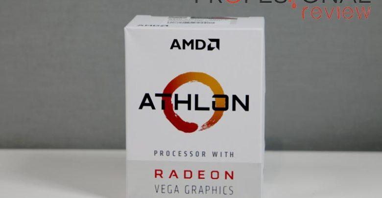 Photo of Athlon 300GE aparece en la base de datos de 3DMark