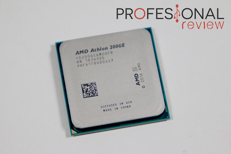 AMD Athlon 200GE analisis
