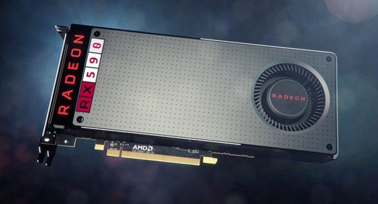 Photo of AMD Radeon RX 590 se lanzaría el 15 de noviembre por 300 dolares