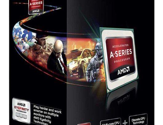 Photo of AMD lanza silenciosamente el nuevo APU A8-7680 'Excavator' FM2+