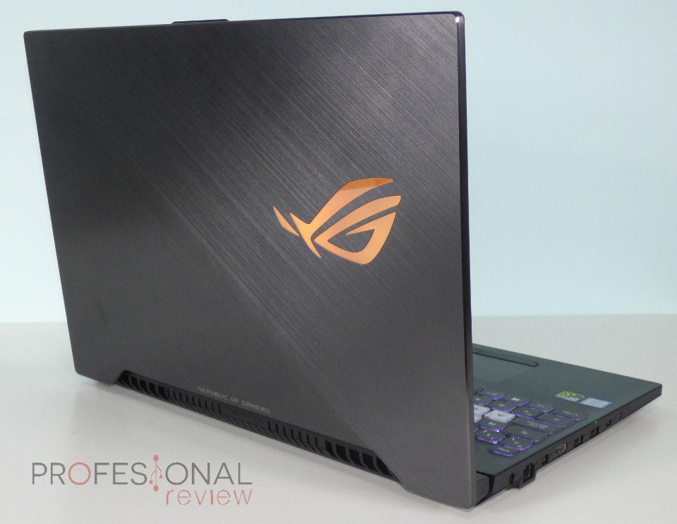 Asus ROG GL504 Review