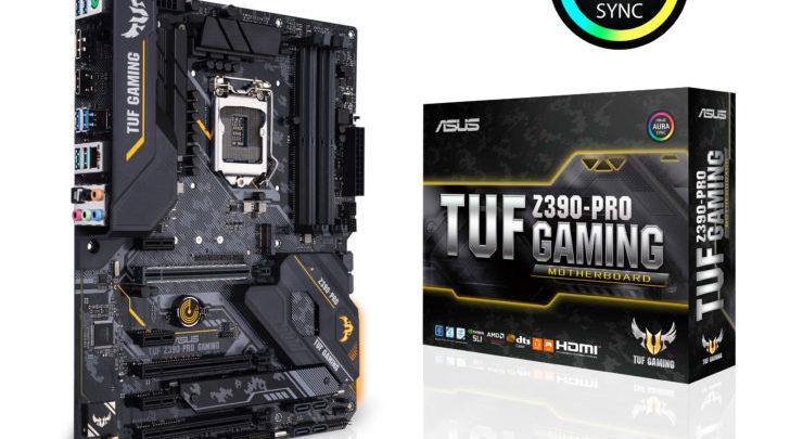 Photo of ASUS presenta nuevas placas base Z390 – TUF Gaming y PRIME
