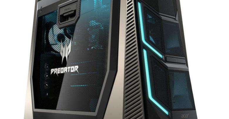 Photo of Acer Predator Orion 9000 y 5000 ahora con Turing y Core i9 9900K