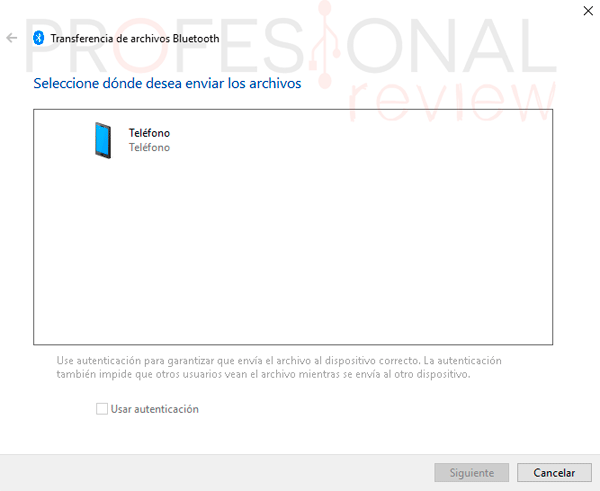 Activar Bluetooth Windows 10 paso14