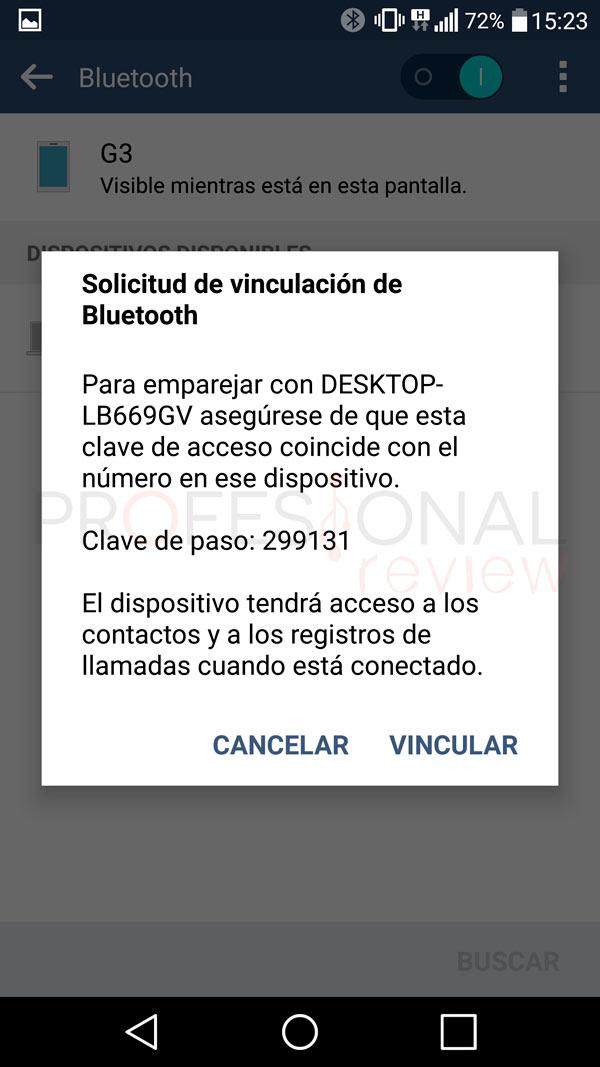Activar Bluetooth Windows 10 paso09