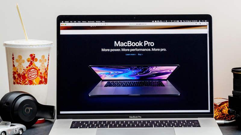 Apple usa el chip T2 para bloquear las reparaciones