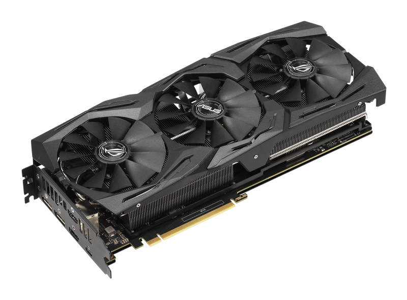 Asus anuncia las ROG Strix GeForce RTX 2070, Dual y Turbo