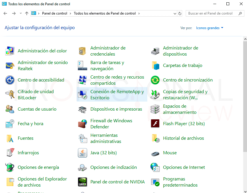 Cambiar IP Windows 10 paso01